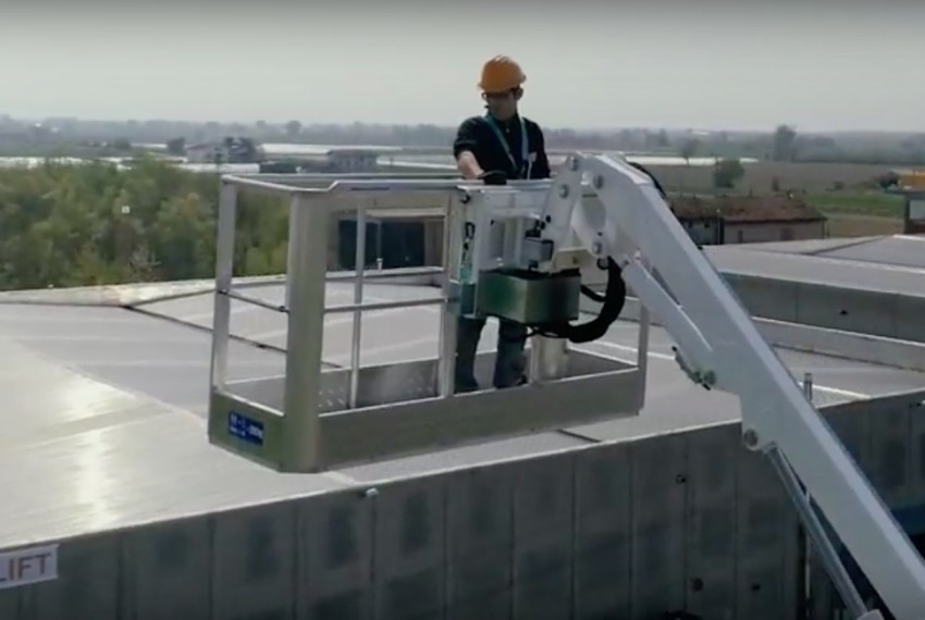 Radici Design - Easy Lift Corporate video