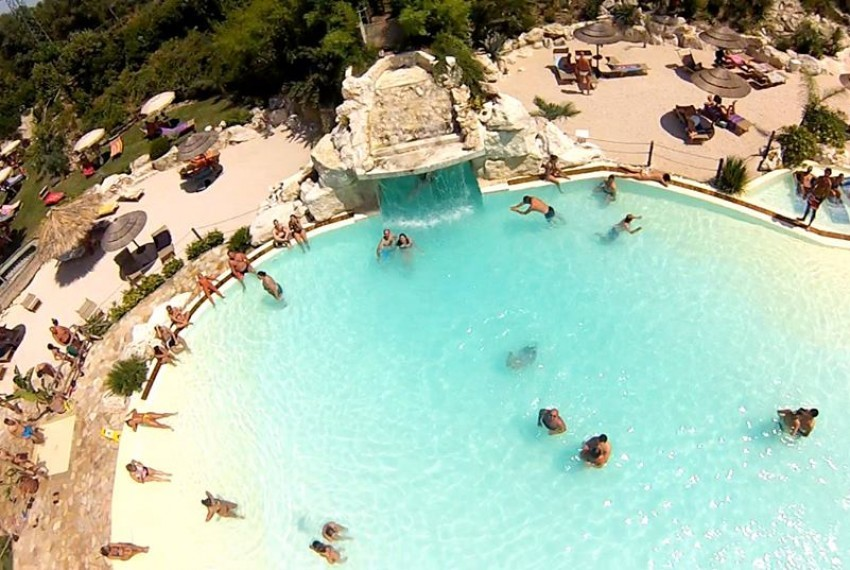 Radici Design - Drone video - Piscine Molinazzo 2013